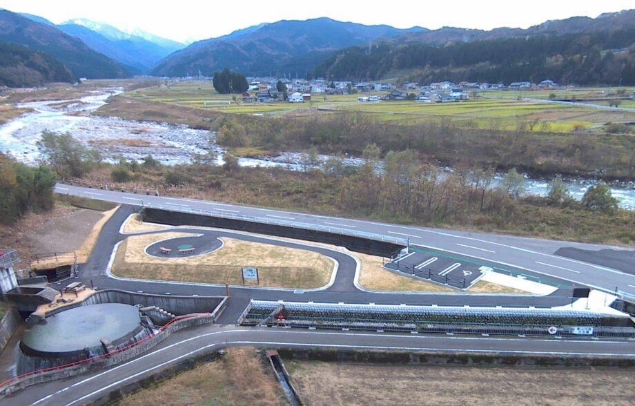 日本一美しい円筒分水槽
